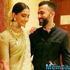 Sonam Kapoor back to work, Anand follows her