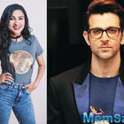 Hrithik Roshan is totally smitten by this girl, guess who is she?