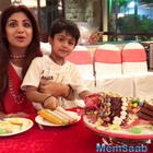 It's a sugar-free birthday party for Shilpa Shetty Kundra's son