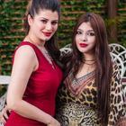 Kainaat Arora looks stunning in red bodycon dress