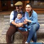 Kareena, Saif and Taimur to head to London for 15 day long family vacation