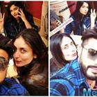 The Kapoors - Arjun, Sonam, Kareena, Rhea Celebrate Veere Di Wedding's success in London