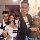 Kiara Advani, Manisha Koirala, Karan Johar get together to celebrate the success of Lust Stories