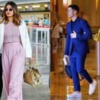 Priyanka Chopra and beau Nick Jonas arrive in India