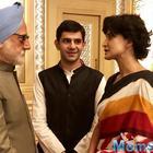 The Accidental Prime Minister: Meet reel Rahul and Priyanka Gandhi