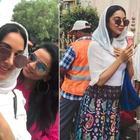 Kiara Advani takes a trip of Hyderabad's streets