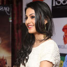 Amyra Dastur highlights her tresses blue for Sanjay Dutt's Prasthaanam