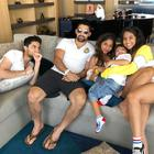 Gauri Khan shares an adorable picture of Suhana and AbRam Khan