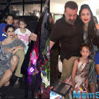 Happy Birthday Maanayata: Sanjay Dutt's wife looked gorgeous in a blingy dress