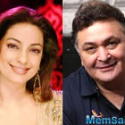Rishi Kapoor-Juhi Chawla together again