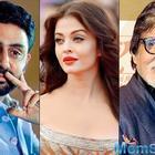 Amitabh Bachchan to join Abhishek-Aishwarya in Gulab Jamun?