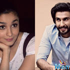 Alia Bhatt has a cute nick name given by Ranveer Singh