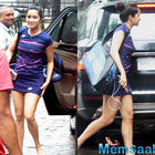 Shraddha Kapoor is still training for Saina Nehwal biopic