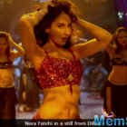 After dancing on Arabic tunes for Dilbar, Nora learns Spanish for Bharat