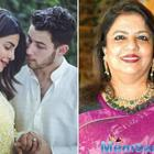 Madhu Chopra on Priyanka And Nick Jonas Roka: He chanted mantras accurately