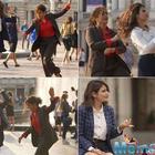 Dangal girls Fatima Sana Shaikh and Sanya Malhotra go crazy on the streets of Europe