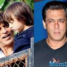 Salman Khan gifts an e-cycle for Shah Rukh Khan's son AbRam