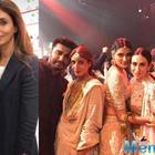 Karisma Kapoor bonds with Shweta Bachchan