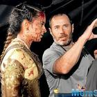 Kangana Ranaut gets bloody on the sets of Manikarnika