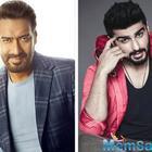 Ajay Devgn takes Arjun Kapoor under his wing