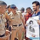 Sharman Joshi promoting his film Kaashi in search of Ganga at Versova