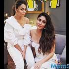Kareena Kapoor and Amrita Arora twin in white, give major BFF goals