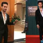 Tiger Shroff wins big at GQ Men Of The Year Awards