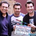 Govinda gushes over comedy actor Varun Sharma