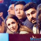 Arjun Kapoor and Malaika Arora raise eyebrows as they arrive together at a bash