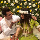 Inside pics: Prince Narula and Yuvika Chaudhary's Pre-Wedding