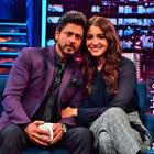 Anushka Sharma raves about her first hero SRK