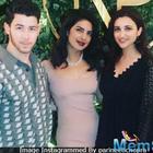 Parineeti Chopra: Priyanka and Nick are good together