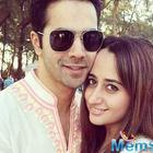 Varun Dhawan and girlfriend Natasha Dalal