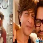 Aamir Khan can't wait to watch Zero, feels Shah Rukh Khan has 'outdone himself'