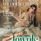 Fatima Sana Shaikh dazzles as a bride on the cover of Magazine