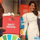 Priyanka Chopra opens up on how she was changed by working with UNICEF