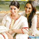 Twinkle Khanna And Gayatri Joshi got the twinning right this festive season