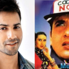 Varun Dhawan denies Coolie No.1 remake