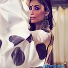 Kareena Kapoor is a shiny disco ball in this mirror glass outfit