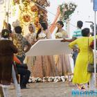 Janhvi Kapoor makes for a stunning bridesmaid