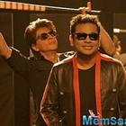 AR Rahman and SRK come together for a 'Hockey Anthem'