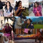 Sara Ali Khan shares a throwback post from the shoot of Kedarnath
