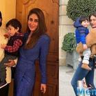 Kareena Kapoor Khan and son Taimur Ali Khan latest holiday pic from Paris
