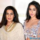 Sara Ali Khan in Dehradun as mother Amrita Singh in legal wrangle