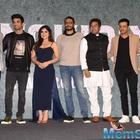 Sushant Singh Rajput, Bhumi Pednekar, Manoj Bajpayee attends the special event of Sonchiriya
