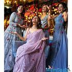 Inside pics of Singer Neeti Mohan and Nihar Pandya pre-wedding ceremonies