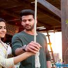 Poster of Notebook opens a new page featuring Zaheer Iqbal and Pranutan