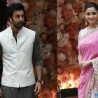 """Ranbir Kabhi Bhi Haath Se Jaa Sakta Hai,"" Karan hints Alia to marry soon Ranbir before runs away"