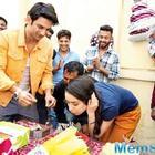 How many cakes did Shraddha Kapoor cut?