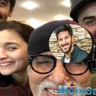 Dulquer Salmaan has an 'EPIC' reaction to Alia Bhatt, Ranbir Kapoor's Brahmastra logo